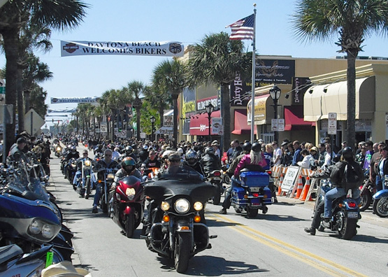 Bikers-on-Main-Street-BikeWeek